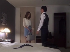 Enticing asian Akari Asahina getting fingered
