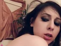 Eva Angelina lesbo seksiä