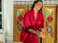 Fabulous pornstars Jamie Stone, Austin Lynn in Incredible HD, Massage adult scene