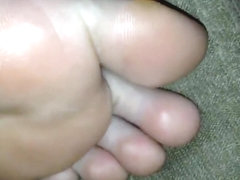 Amazing adult clip Foot Fetish try to watch for exclusive version
