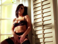 Horny pornstar Adriana Chechik in hottest anal, dp sex movie
