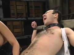 Annie Cruz jouir porno lesbienne trentenaire orgie