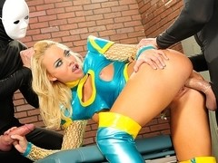 Alexis Monroe In Show No Mercy, Scene 1