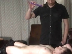 Angela Salvagno - Cock Workout 1 of 2