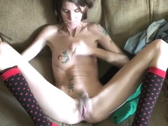 Super skinny mature wife und...