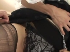 Crazy Japanese girl Aya Sakuraba in Amazing JAV uncensored Blowjob movie
