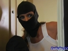 naughty horny bank robbers
