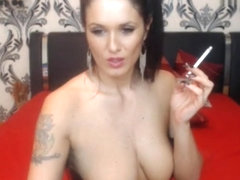 Smoking Fetish - Cam 09