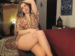 Sweet Rosie Masturbating Her Snatch Hard Part 03
