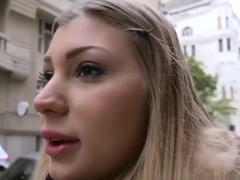 Mofos - Public Pick Ups - Facial For Blonde A