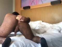 Second video of me playing with myself with Asian Dildo. Horny AF.