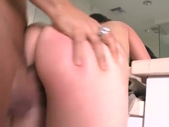 Alexa Rydell gets fucked hard by Voodoo