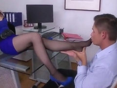 Boss with secretary porn
