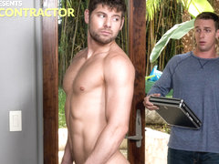 Connor Halsted & Ricky Ridges in Private Contractor - NextdoorStudios