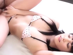 Best Japanese model Ai Uehara in Hottest college, gangbang JAV movie