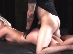Girls Feet Fetish Back In Bruno's Dungeon, Madelyn Monroe's
