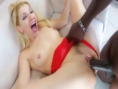 Gonzo And Blonde Ashley Fires Auditions And Gets Hammered