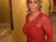 Crossdresser sex hookup video