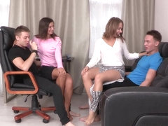 Young Sex Parties - Vika Volkova - Diana Dali - Girlfriends fucked like sluts