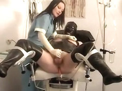Enema Latex Nurse