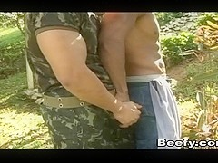 Hot Wild Hunks Want to Fuck Outdoor