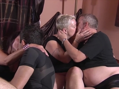 German Amateur Mature Swingers