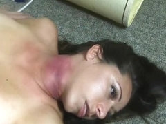 Hot pornstar fetish with cumshot