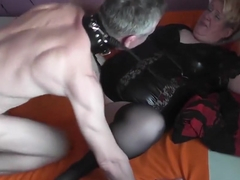 1. May - Rain... My Slave serve indoor - Final Fuck for me!!