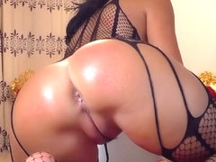 Cockgoddess - 19 Year old Nympho Slurping Phat Cock