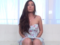 CastingCouch-X - Hot brunette Shane Blair want it rough for her audition