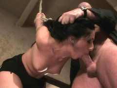 Mark Davis  Luscious Lopez in The Runaway Pt.1 - SexAndSubmission