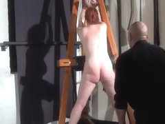 BDSM Bondage of Norway Maid Slave