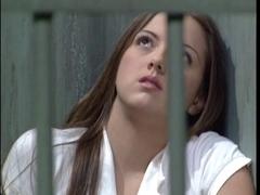 Sexy women in jail porn