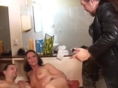 Real prostitute fucked and creamed