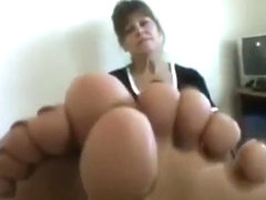 Terri Mature Teacher Foot Worship