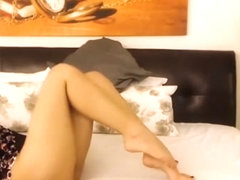 Denisses Hot Legs And feet