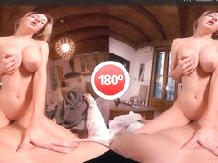 Miguel Zayas  Sienna Day in Relaxing Afternoon - VirtualRealPorn