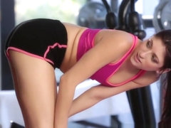 Teens Pussy Gets Workout