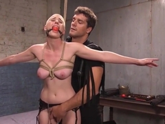 Tied Slave Girl Fucked By Her Master