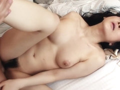 Emiko Koike complains to her husband and gets filled with cock and cum