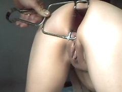 Speculum Fuck With Huge Dildo - Amateur Porn Video