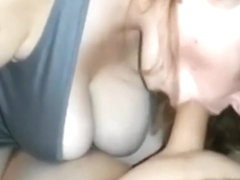 Cute Teen Ex GF Sucks and Fucks me