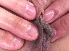 Japanese Hussy Has Her Wet Pussy Pleasured