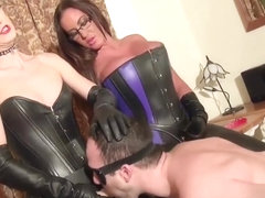 Mistress – Anal slut for leather bitches