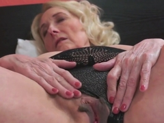 Granny Whore Fingered