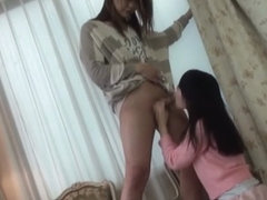 Fabulous Japanese chick in Amazing /Futanari JAV video