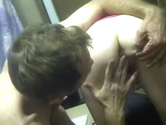 Astonishing sex movie Amateur fantastic only here