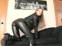 lattice Bondage video porno nero peloso micio ottenere scopata