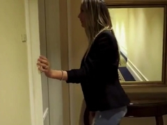 Brett rossi has a spontaneous interracial adventure in suite