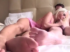 Fetish Bitches enjoy to suck cocks in front of cuckold losers